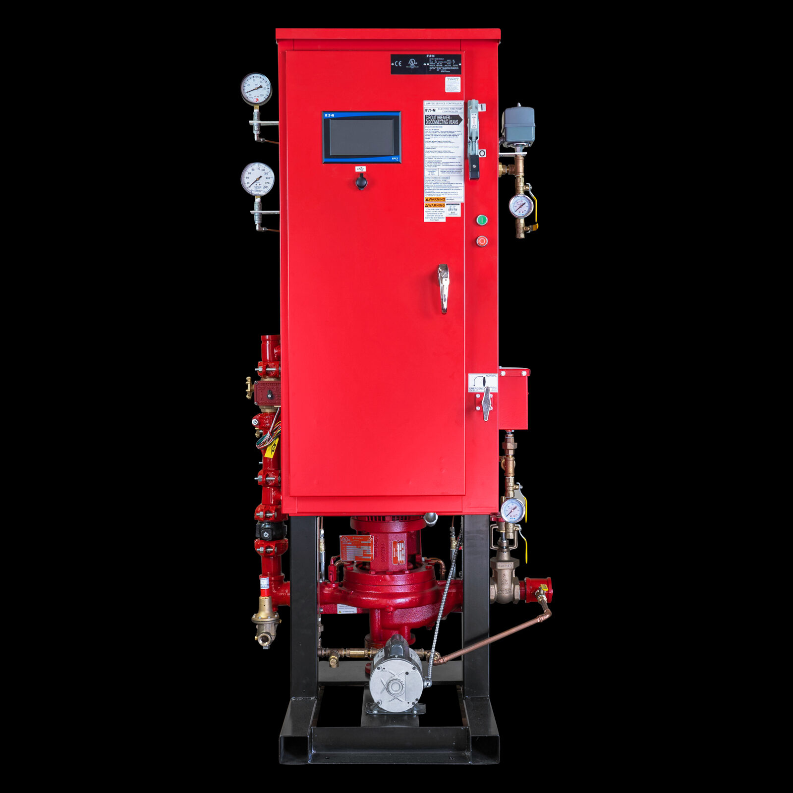 ULV100-Front (NFPA13R)